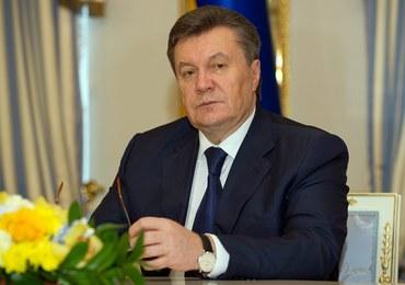 Janukowycz: Uszanuję wyniki wyborów prezydenckich na Ukrainie