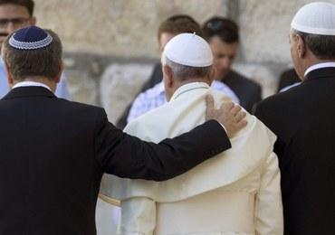 Papież w Izraelu: Razem przeciwko antysemityzmowi