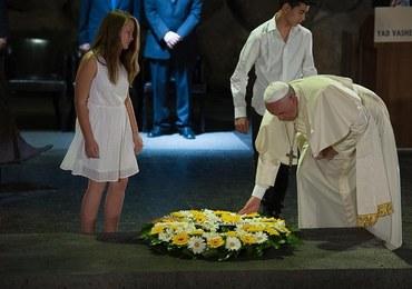 Papież zakończył pielgrzymkę do Ziemi Świętej