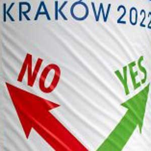 """Zamiast olimpiady będą nowe drogi, Będzie metro, Będzie jedno wielkie """"nic"""", Nie wiem co będzie. Nie mieszkam w Krakowie"""