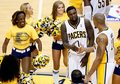 NBA: Indiana Pacers - Miami Heat 93:90