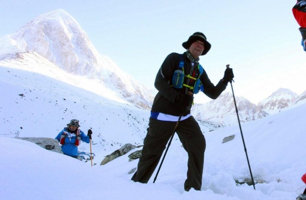 Maraton Nepal Everest