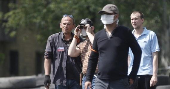 """Minister obrony Ukrainy Mychajło Kowal oświadczył, że ukraińskie wojska """"całkowicie oczyściły"""" z prorosyjskich bojowników część separatystycznego wschodu Ukrainy. Zapowiedział ciąg dalszy operacji. Stwierdził też, że w Słowiańsku separatyści przygotowują się do wysadzenia w powietrze pojemników z trującą substancją."""