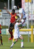 Iran - Angola 1-1 w meczu towarzyskim