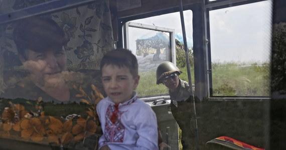 """MSZ Rosji oświadczyło, że działania sił ukraińskich w Ługańsku, gdzie użyły one lotnictwa przeciw separatystom, to """"zbrodnia przeciwko własnemu narodowi"""". Według MSZ w wyniku ostrzału gmachu ługańskiej administracji obwodowej zginęli cywile."""