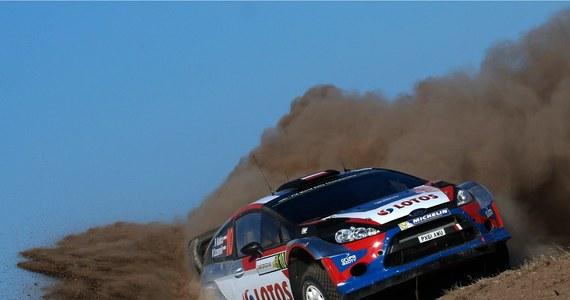 Robert Kubica z pilotem Maciejem Szczepaniakiem (Ford Fiesta WRC) byli na Sardynii najszybsi na odcinku testowym przed Rajdem Włoch, szóstą rundą mistrzostw świata. Wieczorem rywalizację rozpocznie superoes Citta di Cagliari.