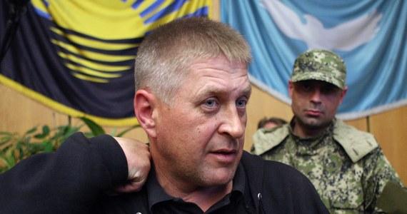 Samozwańczy mer Słowiańska na wschodniej Ukrainie Wiaczesław Ponomariow został usunięty ze stanowiska i aresztowany - doniosła rosyjska agencja ITAR-TASS. Separatyści nie potwierdzili jednak tej informacji.