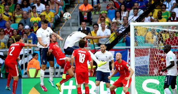 Takiego widowiska kibice z pewnością się nie spodziewali. Francuzi pokonali reprezentację Szwajcarii 5:2.