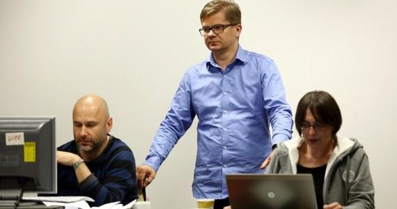 """""""Tygodnik """"Wprost"""" opublikował pierwszy fragment nowych nagrań: jest to kilka zdań rozmowy o ABW między Jackiem Krawcem, prezesem PKN Orlen a Pawłem Grasiem. Zapis spotkania opublikował na swoim Twitterze Michał Majewski, dziennikarz """"Wprost""""."""