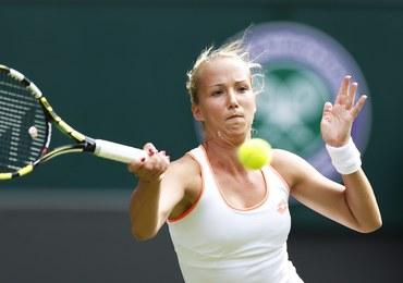 Wimbledon: Kania: Nie wykorzystałam olbrzymiej szansy