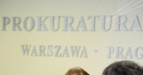 """Warszawska Prokuratura Okręgowa postawiła w związku z taśmami """"Wprost"""" zarzuty dwóm biznesmenom: Markowi F. oraz jego szwagrowi Krzysztofowi R. Po przesłuchaniu obaj wrócili do domów."""
