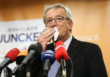 Juncker nowym szefem KE. Ma problemy z alkoholem?