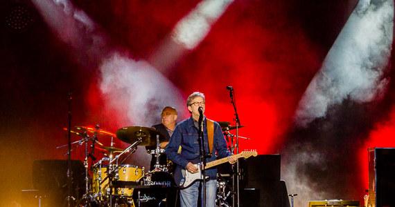 """To był niezapomniany koncert na wielki finał Life Festival Oświęcim. Na stadionie MOSIR-u zagrał Eric Clapton. Występ gwiazdy trwał półtorej godziny. """"To był jeden z najpiękniejszych koncertów, jakie przeżyliśmy"""" - mówili fani artysty."""