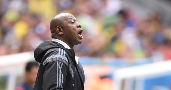 """Stephen Keshi zrezygnował z funkcji szkoleniowca piłkarskiej reprezentacji Nigerii. """"Super Orły"""" przegrały wczoraj z Francją 0:2 w 1/8 finału mistrzostw świata i odpadły z brazylijskiego turnieju."""