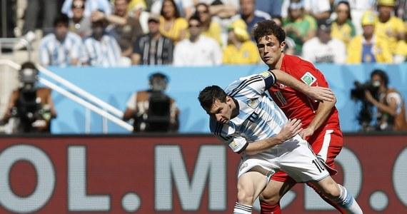 Na stadionie w Sao Paulo Argentyna pokonała Szwajcarię 1:0. Po regulaminowym czasie gry na tablicy wyników było 0:0, dlatego konieczna okazała się dogrywka. Kilka minut przed jej końcem na listę strzelców wpisał się Angel di Maria!