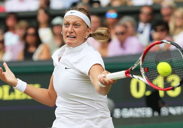 Finał Wimbledonu: Kvitova nie dała szans rywalce