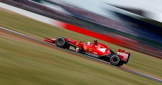 Kierowca Formuły 1 Fin Kimi Raikkonen (Ferrari), który wczoraj podczas wyścigu o Grand Prix Wielkiej Brytanii miał poważny wypadek, nie będzie uczestniczył w testach zaplanowanych na jutro i środę na torze Silverstone.