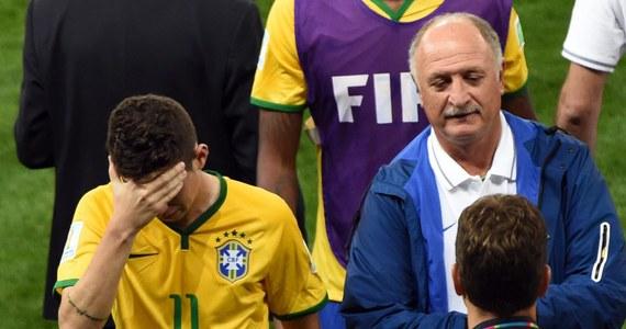 """Ostra krytyka trenera Brazyli, Liuza Felipe Scolariego. Agent kontuzjowanego Neymara, po gigantycznej porażce """"Canarinhos"""" w meczu z Niemcami, nazwał go """"aroganckim, radykalnym, niedorzecznym i starym głupcem""""."""