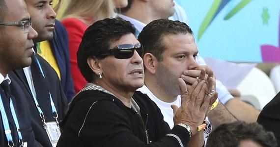 """Legenda światowego futbolu Diego Maradona wierzy, że Argentyna pokona w niedzielę w finale mistrzostw świata Niemców. """"To zadanie nie jest niemożliwe, a przewaga leży po naszej stronie"""" - uważa."""