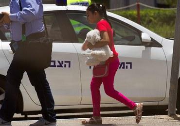 Polka w ciąży opuściła Strefę Gazy