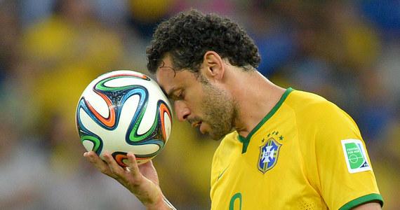 """Brazylijski napastnik Fred ogłosił, że kończy swoją reprezentacyjną karierę. 30-letni piłkarz Fluminense o swojej decyzji poinformował w wywiadzie dla gazety """"O Estado de Sao Paulo""""."""