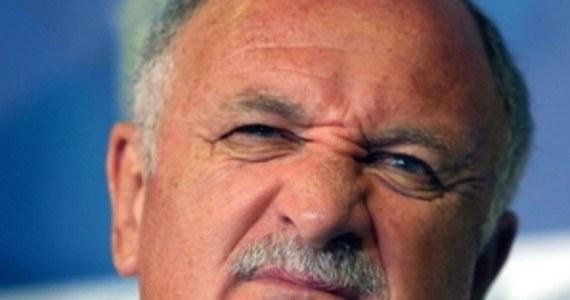 """Luiz Felipe Scolari nie jest już trenerem piłkarzy Brazylii - podają miejscowe media. Według nich szkoleniowiec wczoraj podał się do dymisji, a związek ją przyjął. Nie ma jednak oficjalnego potwierdzenia tych doniesień. Jako pierwsza taką informację podała telewizja """"Globo""""."""