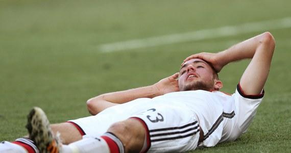 Niedzielny finał piłkarskich mistrzostw świata pozostanie na długo w pamięci wszystkich Niemców. Wszystkich, oprócz reprezentacyjnego pomocnika Christopha Kramera, który w pierwszej połowie doznał wstrząsu mózgu i zapomniał wszystko ze swojego występu.