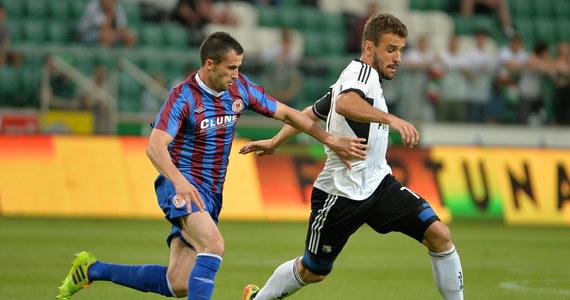 Pierwszą przeszkodą mistrza Polski w 2. rundzie eliminacji Ligi Mistrzów był irlandzki St Patrick's Athletic FC, który w 37. minucie strzelił drużynie z Warszawy gola. W końcówce spotkania drużynę z Warszawy uratował jednak Miroslav Radović, który wyrównał 1:1.