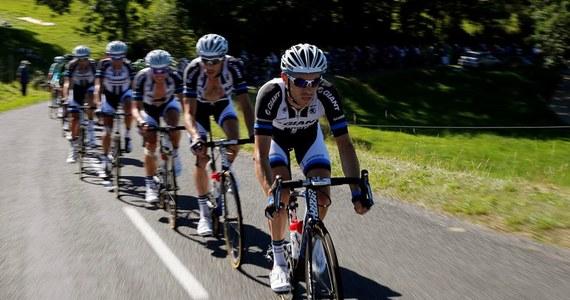 Norweg Alexander Kristoff z ekipy Katiusza wygrał w Saint-Etienne, po finiszu z peletonu, dwunasty etap kolarskiego wyścigu Tour de France. Michał Kwiatkowski (Omega Pharma-Quick Step), który rozprowadzał Włocha Matteo Trentina, zajął 16. miejsce.