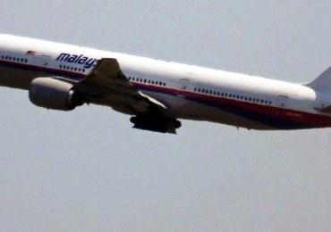 Malaysia Airlines: Boeing leciał trasą uznaną za bezpieczną