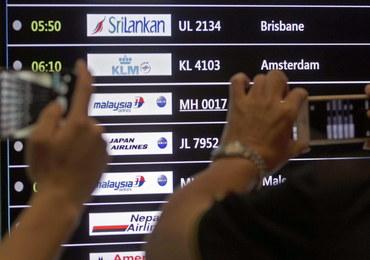Zestrzelony Boeing 777. Po katastrofie wzrósł ruch nad Polską