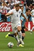 Steven Gerrard zakończył reprezentacyjną karierę
