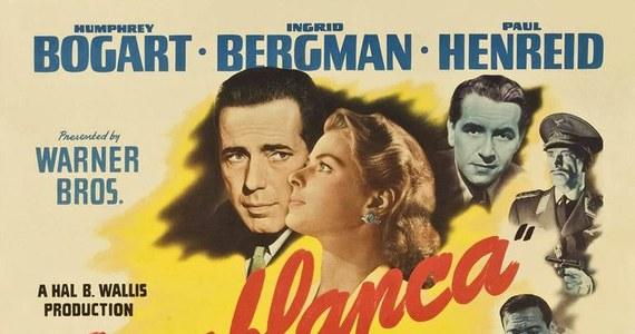 """Pianino ze słynnej """"Casablanki"""" z Ingrid Bergman i Humphreyem Bogartem zostanie wystawione 24 listopada na aukcji w Nowym Jorku. Instrument pojawił się w kultowej scenie, w której Bergman prosi pianistę Sama o zagranie piosenki """"As Time Goes By""""."""