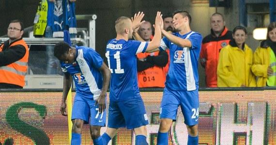 Piłkarze Ruchu i Lecha rozegrają dziś pierwsze mecze 3. rundy eliminacji Ligi Europejskiej. Teoretycznie trudniejsze zadanie czeka chorzowian, którzy zmierzą się z duńskim Esbjerg fB. Rywalem poznaniaków będzie islandzki Stjarnan.