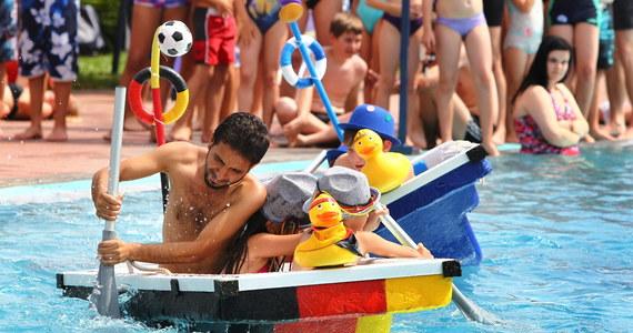 Kilka zespołów rywalizowało podczas wyścigu w wannie, który został rozegrany na terenie kompleksów basenowych Dallenbergbad w Würzburg w Bawarii. Dziś odbył się wyścig, dzięki któremu najszybsza drużyna niemiecka zakwalifikowała się do finału. Ten odbędzie się 20 i 21 września w Wolfsburgu.