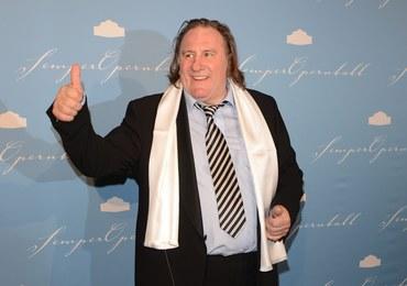 Depardieu dostał propozycję posady na Krymie
