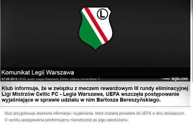 . /Legia.com