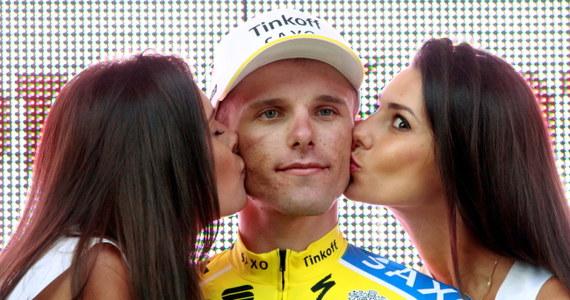 Rafał Majka wygrał szósty, królewski etap  71. Tour de Pologne. Na dzień przed zakończeniem wyścigu kolarz ekipy Tinkoff-Saxo zdobył żółtą koszulkę lidera.
