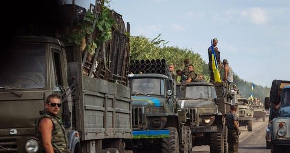 Ukraina nie dopuściła do wkroczenia na swoje terytorium ogromnej kolumny wojsk rosyjskich, które zmierzały ku jej granicy pod pretekstem misji humanitarnej - oświadczył wiceszef administracji prezydenckiej w Kijowie Wałerij Czałyj.