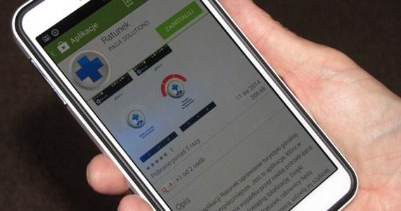 """Turyści mogą czuć się bezpieczniej w górach - dzięki aplikacji na urządzenia mobilne """"Ratunek"""". Nie tylko połączy nas z najbliższym ośrodkiem ratowników górskich, ale także automatycznie poinformuje ich o pozycji osoby wzywającej pomocy. Pozwoli na połączenie się z poszkodowanym nawet wtedy, gdy on nie będzie w stanie obsługiwać telefonu."""