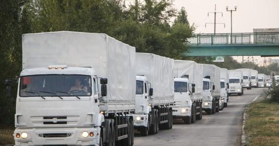 """Dywersja rosyjska na Ukrainie przeróżne ma odmiany. Po """"zielonych ludzikach"""", rzekomych lokalnych bojownikach, a tak naprawdę terrorystach w służbie Rosji, lisi stratedzy z Moskwy wykombinowali """"konwój pomocy"""", który już na odległość brzydko pachnie prowokacją. To jest konwój przemocy! Te """"humanitarne środki"""" są nieszczere jak dar Danajów, koń-pułapka ofiarowany przez Greków Trojanom, aby fortelem zdobyć ich gród. Podstęp to prostacki, co nie znaczy, że musi być nieskuteczny. Zobaczymy niebawem."""