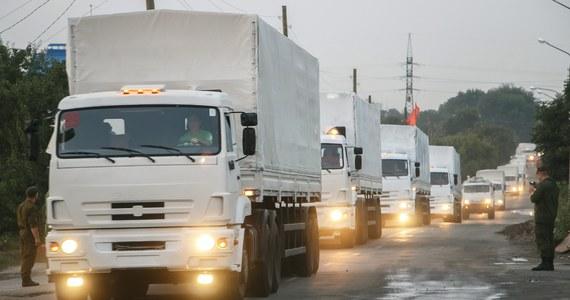 Władze Ukrainy rozpatrują możliwość przyjęcia zaoferowanej przez Rosję pomocy humanitarnej dla Ługańska po jej skontrolowaniu na granicy przez ukraińskich celników przy udziale OBWE - oświadczył rzecznik ukraińskiego prezydenta Światosław Cehołko. Jak jednocześnie zaznaczył, bierze się także pod uwagę potraktowanie tego przedsięwzięcia jako wtargnięcia na teren Ukrainy wojsk Federacji Rosyjskiej lub prowokacji na terenie obwodu charkowskiego.