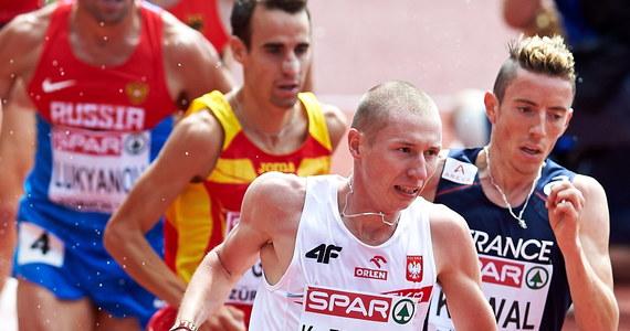 Mamy kolejny medal na Lekkoatletycznych Mistrzostwach Europy! Krystian Zalewski zdobył srebro w biegu na 3000 metrów z przeszkodami. Po raz ostatni na podium tej imprezy Polak stał 32 lata temu - był nim Bogusław Mamiński.