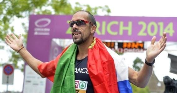 Francuz Yohann Diniz poprawił czasem 3:32.33 rekord świata i zdobył złoty medal w chodzie na 50 km 22. lekkoatletycznych mistrzostw Europy w Zurychu. Do mety dotarł tylko jeden Polak Rafał Augustyn. Zawodnik OTG Sokół Mielec był dziewiąty - 3:48.15.