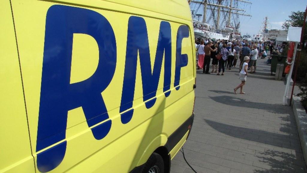 Kamil Młodawski RMF FM