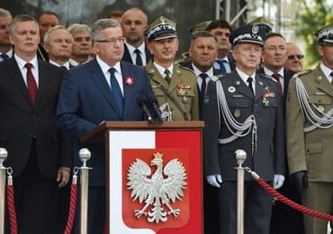 Prezydent: Nie wszystkie narody w naszym regionie mogą żyć bezpiecznie