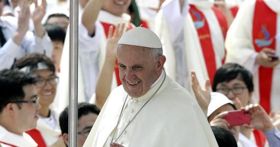 Papież Franciszek beatyfikował 124 Koreańczyków, którzy ponieśli śmierć męczeńską za wiarę w XVIII i XIX wieku. Ojciec Święty mszę beatyfikacyjna odprawił w centrum Seulu.