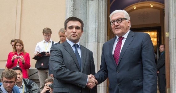 Szef MSZ Niemiec Frank-Walter Steinmeier po zakończeniu niedzielnego spotkania z ministrami spraw zagranicznych Francji, Rosji i Ukrainy, powiedział że strony osiągnęły postęp. Brak jednak konkretnych ustaleń.