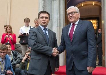 Steinmeier: Postęp w rozmowach ws. konfliktu na Ukrainie