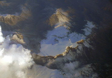 Islandzki wulkan nazwany na cześć Wikinga